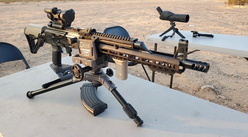 Modernized AK 47 Upgrade
