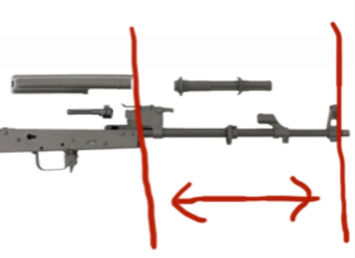 SRL Barrel Measurement Guide