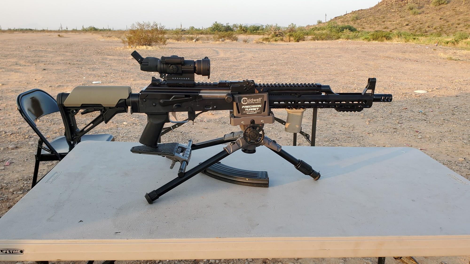 AK 47 Upgrade