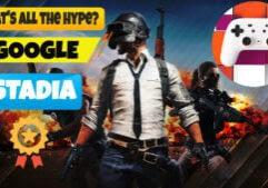 Google Stadia Gaming
