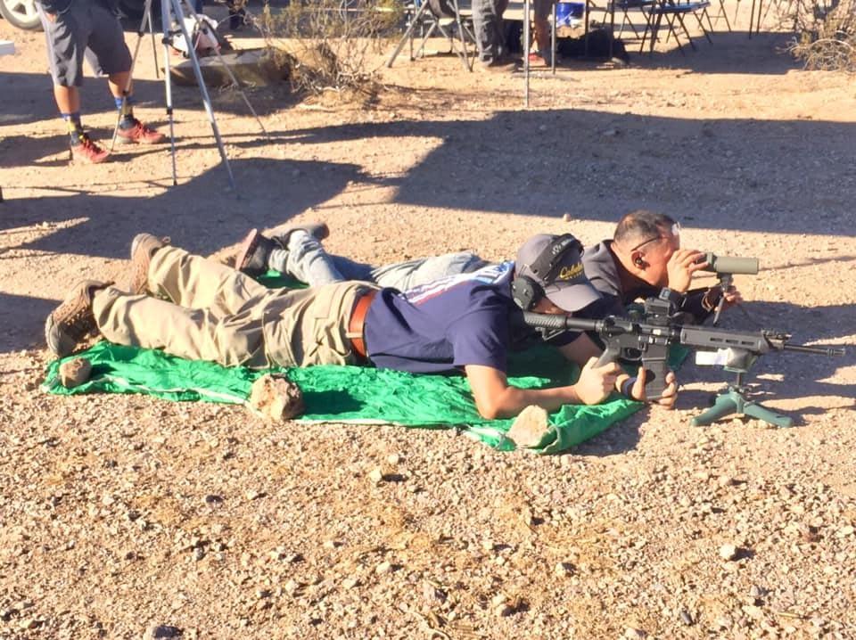 Arizona Heatwave Shooting Team 2