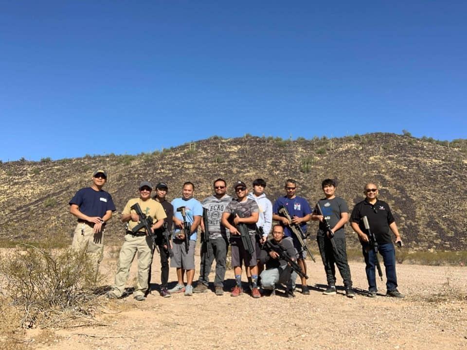Arizona Heatwave Shooting Team
