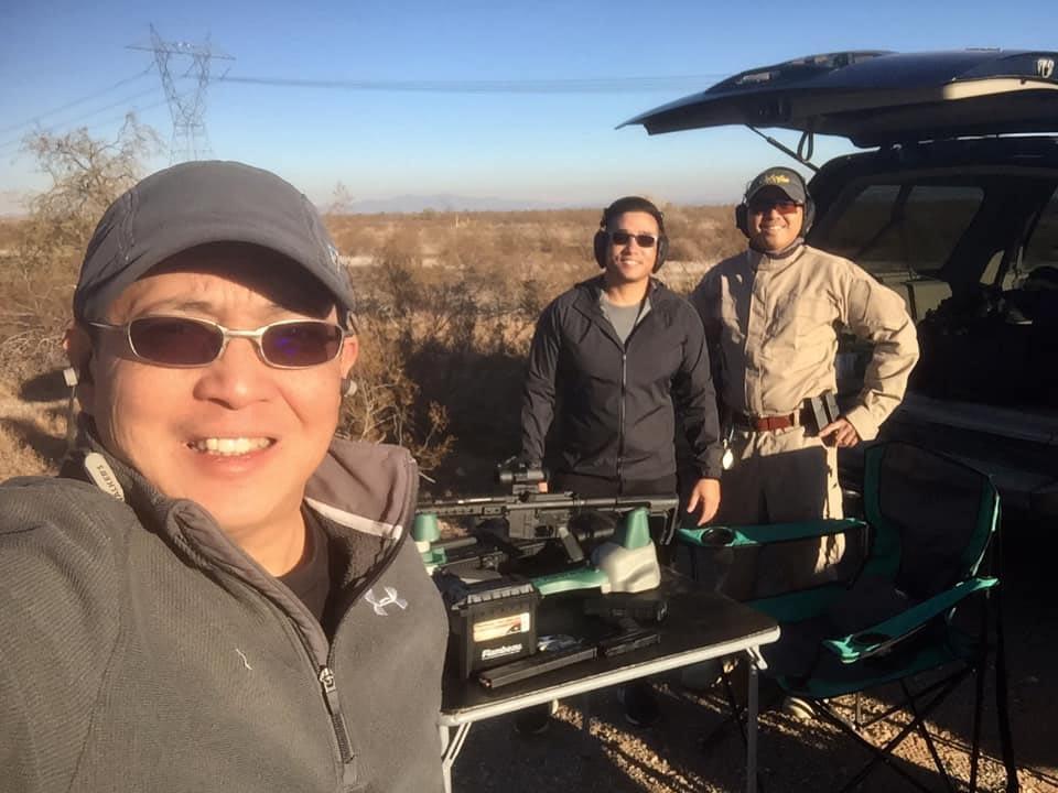 Arizona Heatwave Team 3