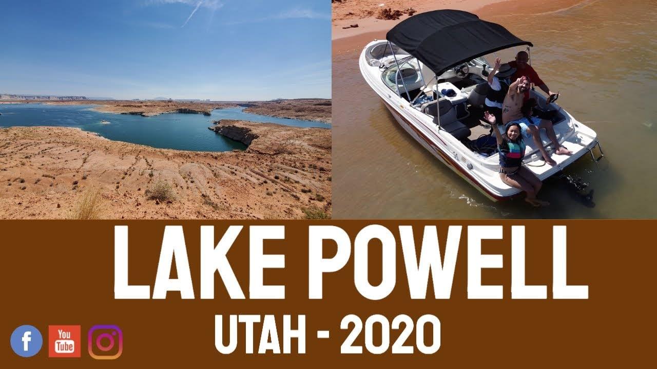 'Lake-Powell-Utah'